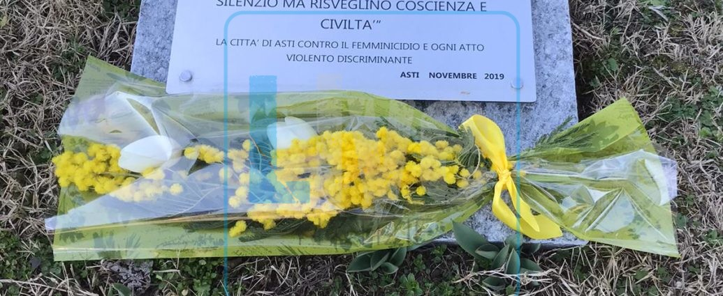 mimose donne asti